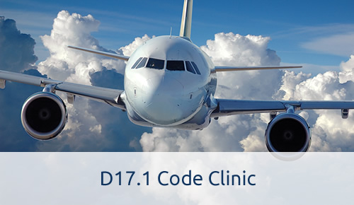 D17.1 Code Clinic